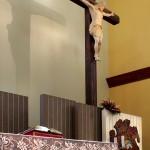 crocefisso altare